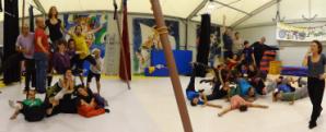 La importancia de la Formación de Formadores y Formadoras de Circo Social