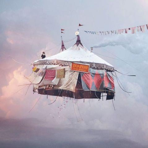 circ volador