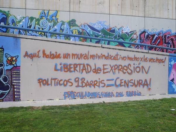 Politicos de Nou arris igual censura