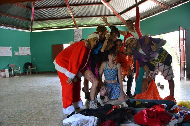 El nido de las artes Catalunya i Nicaragua