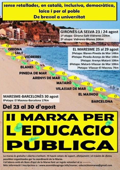 II MARXA EDUCACIO
