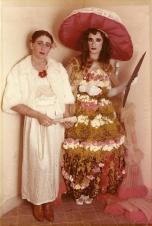 LRDV - OCAÑA - FOTO - CARNAVAL DE VILANOVA 1977 - PERICO Y OCAÑA