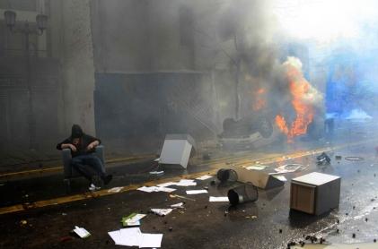 Protestas Estudiantiles 2011
