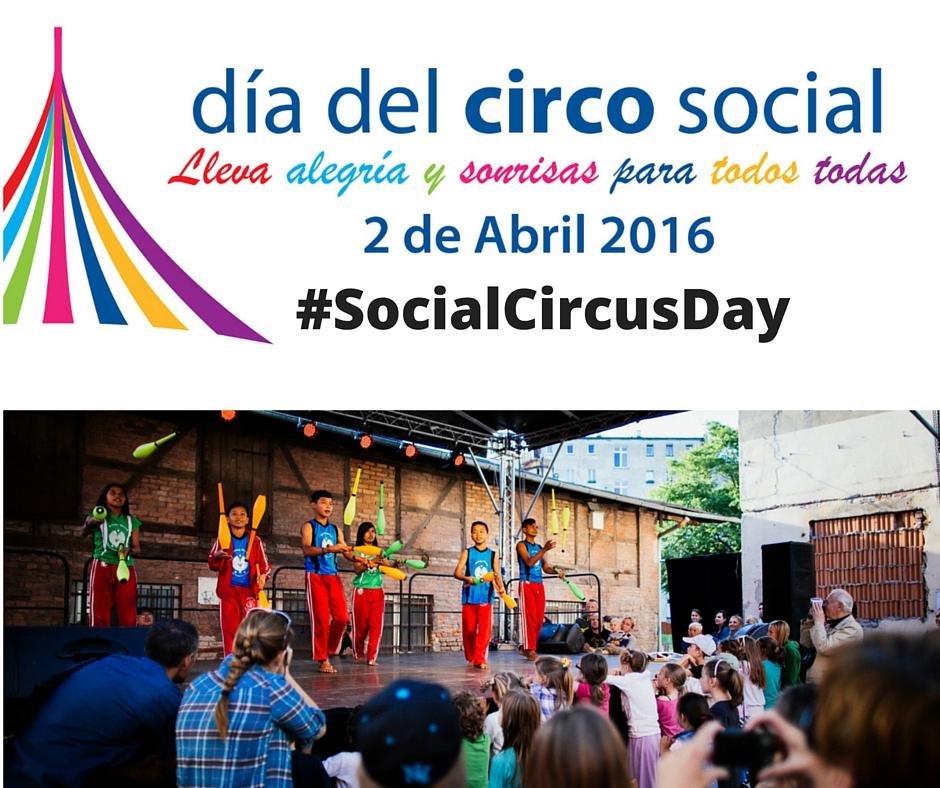 #SocialCircusDay